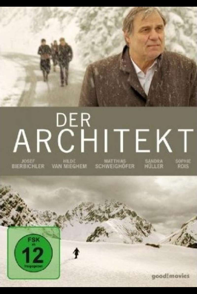 Der Architekt - DVD-Cover