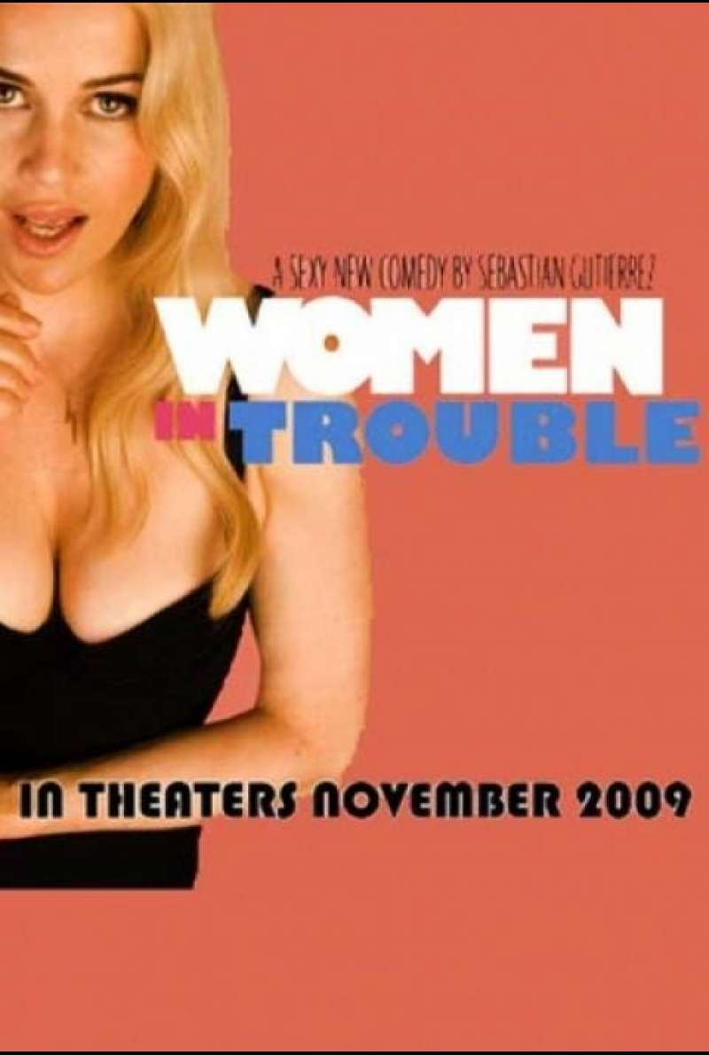 Women in Trouble - Filmplakat