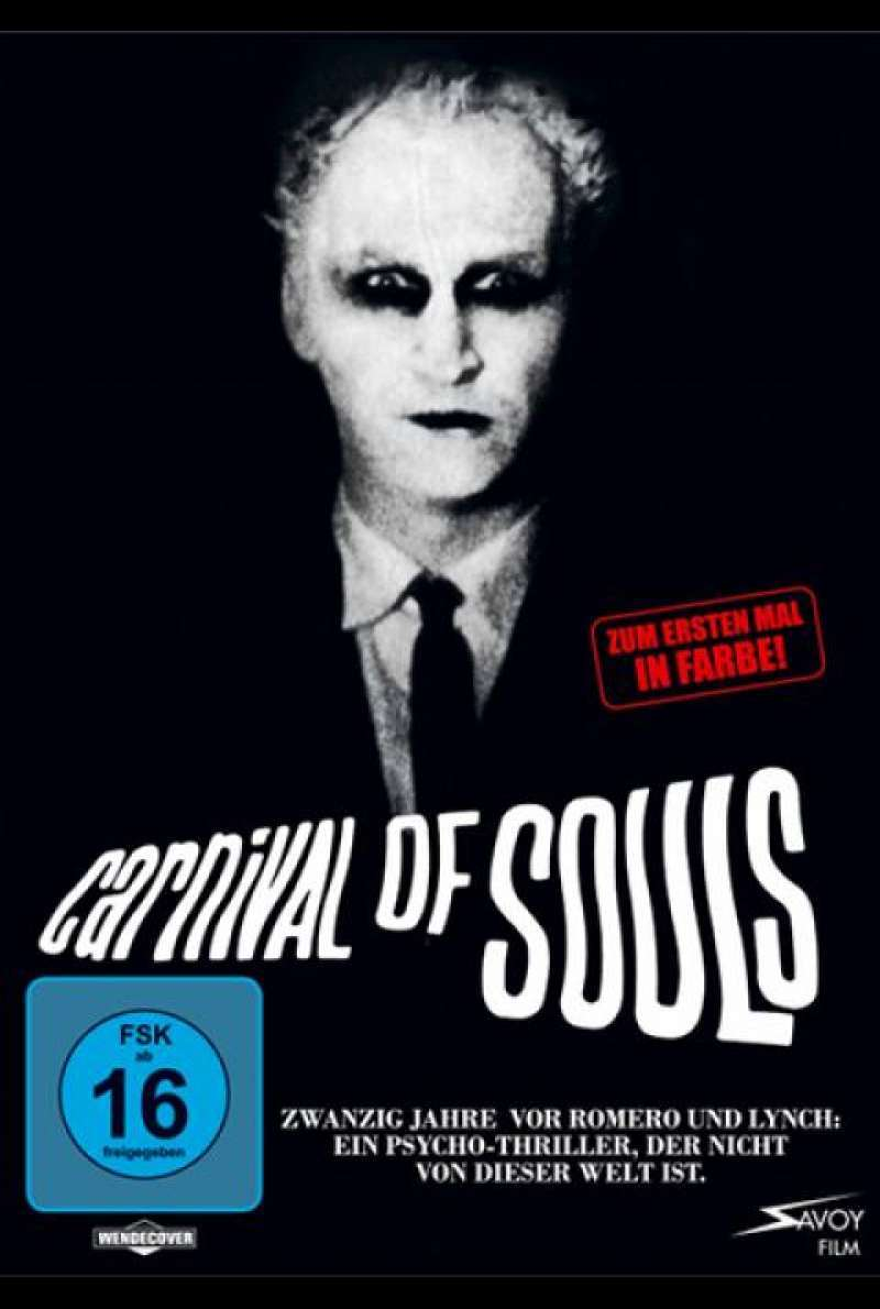 Carnival of Souls - DVD-Cover