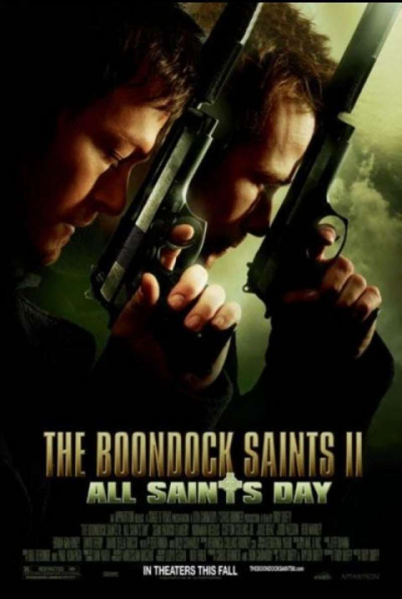 The Boondock Saints II: All Saints Day - Filmplakat (US)