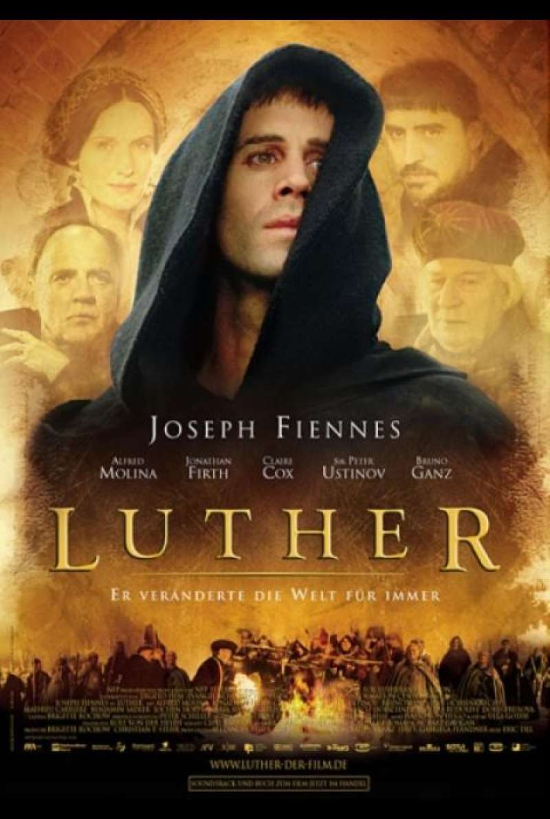 Luther - Filmplakat