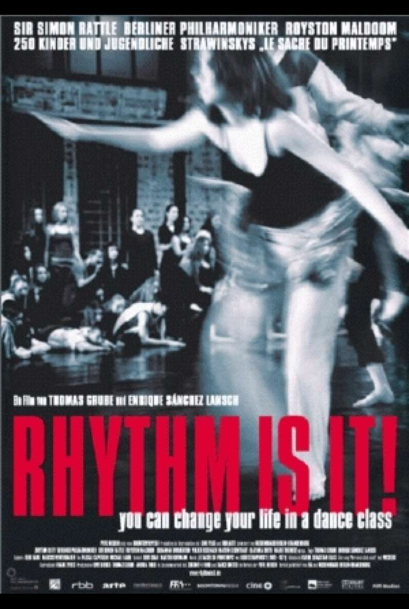 Rhythm is it! - Filmplakat