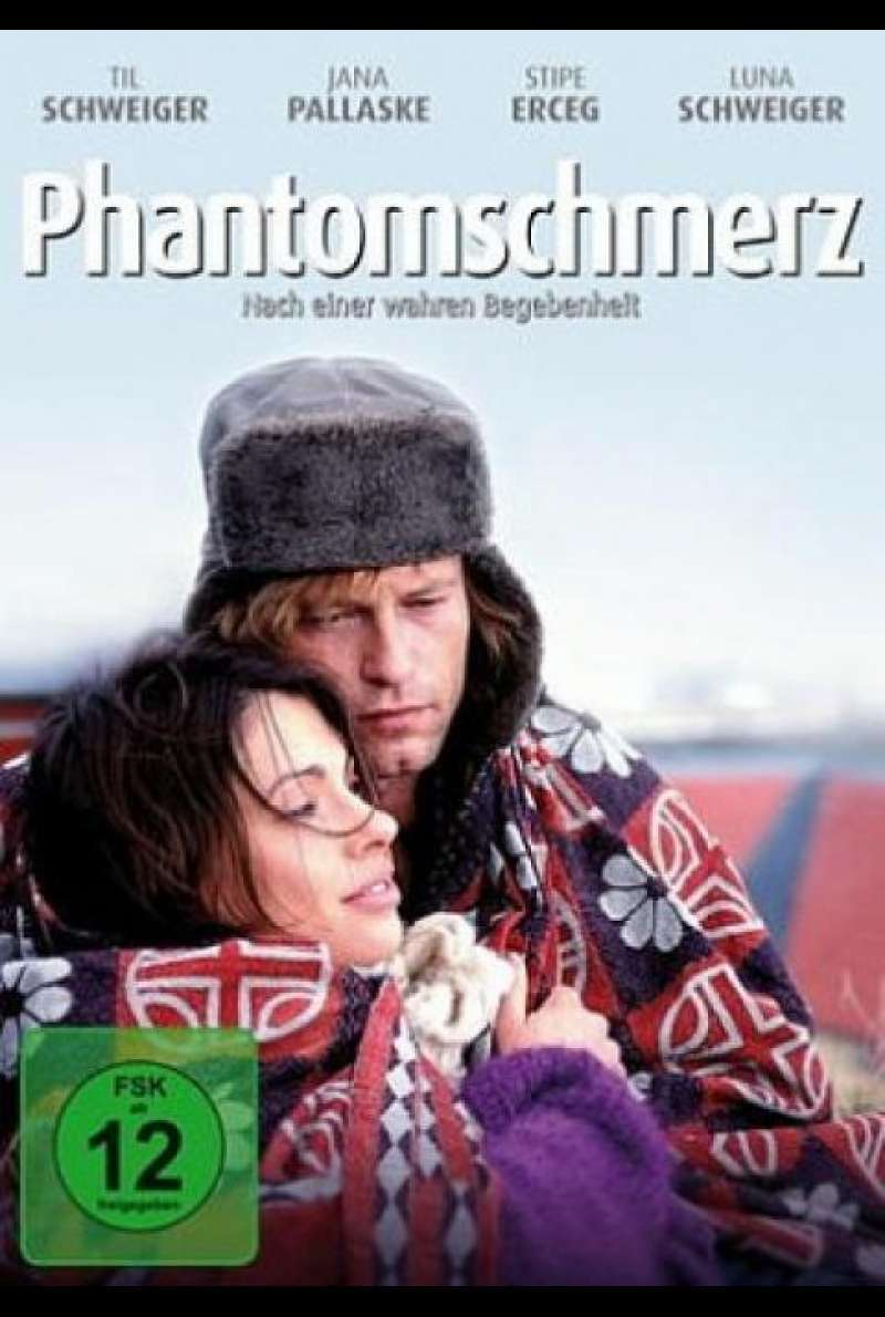 Phantomschmerz - DVD-Cover