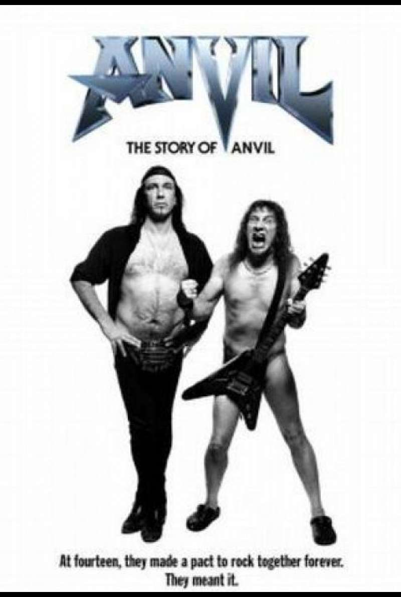 Anvil! The Story of Anvil - Filmplakat (US)