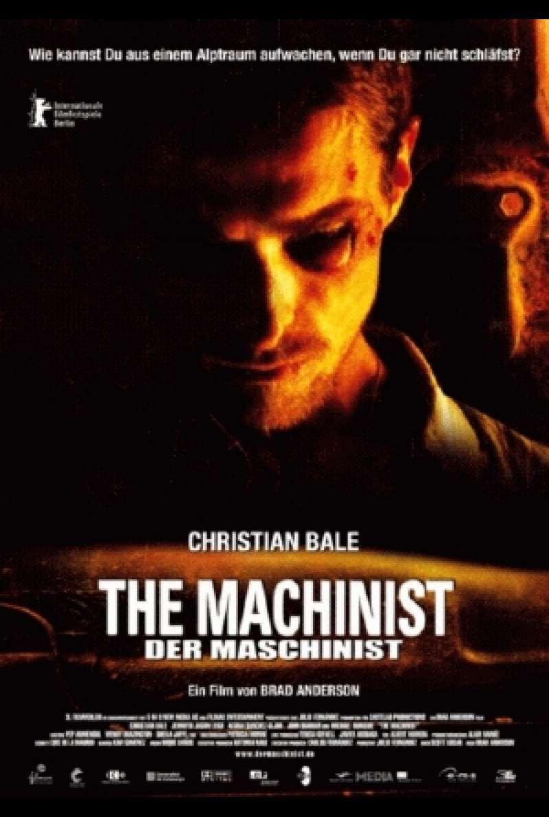 Der Maschinist Film Trailer Kritik