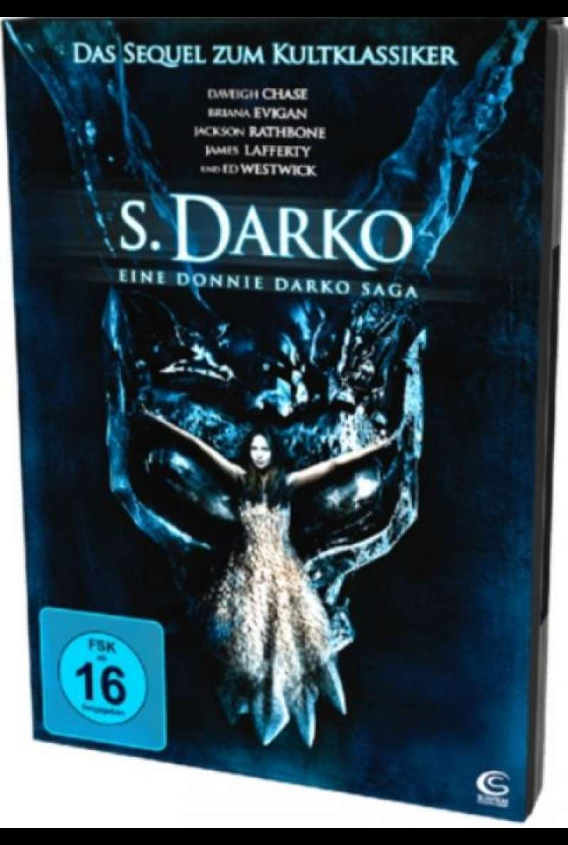 s. Darko - Eine Donnie Darko Saga - DVD-Cover