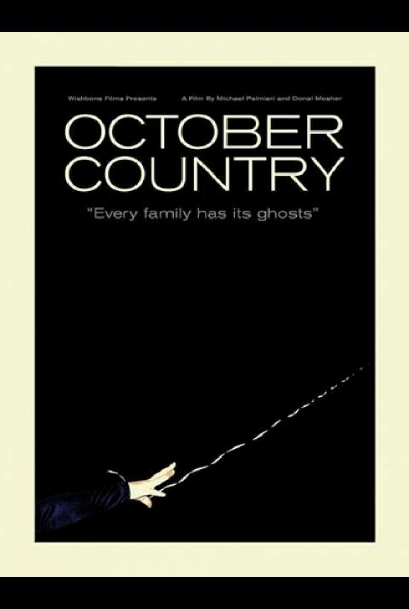 October Country - Filmplakat