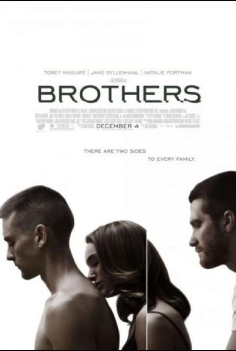 Brothers - Filmplakat (US)