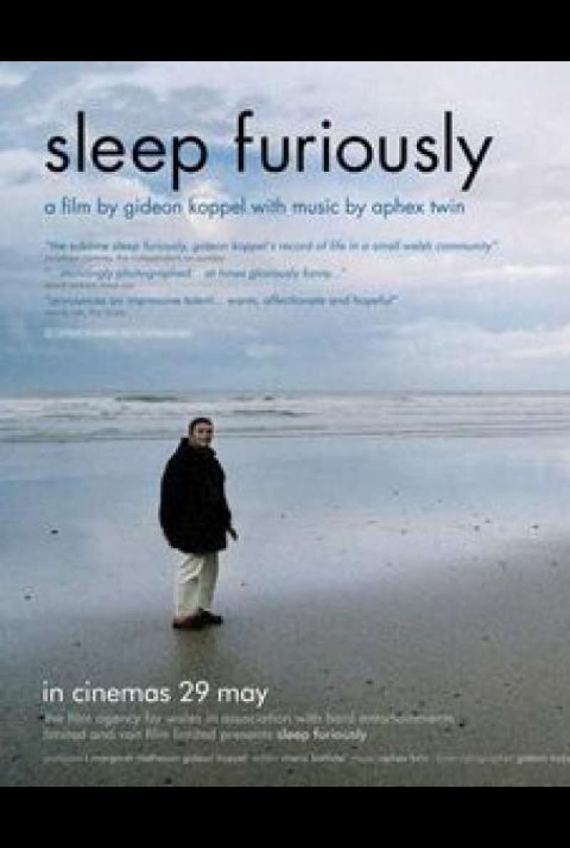 Sleep Furiously - Filmplakat (GB)