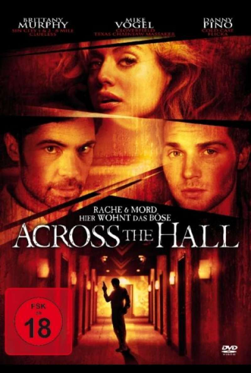 Across the Hall - DVD-Cover