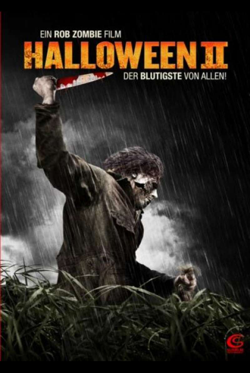 Halloween 2 - DVD-Cover