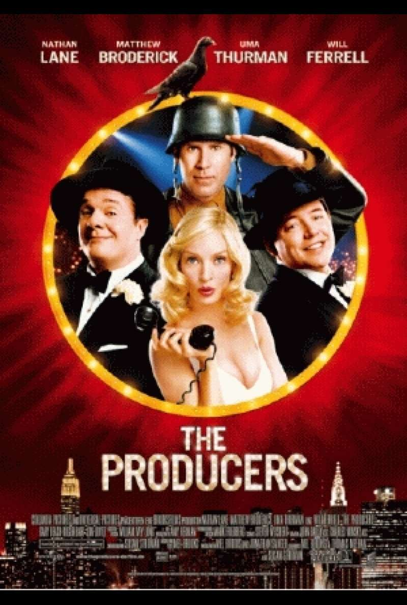 The Producers: Filmplakat