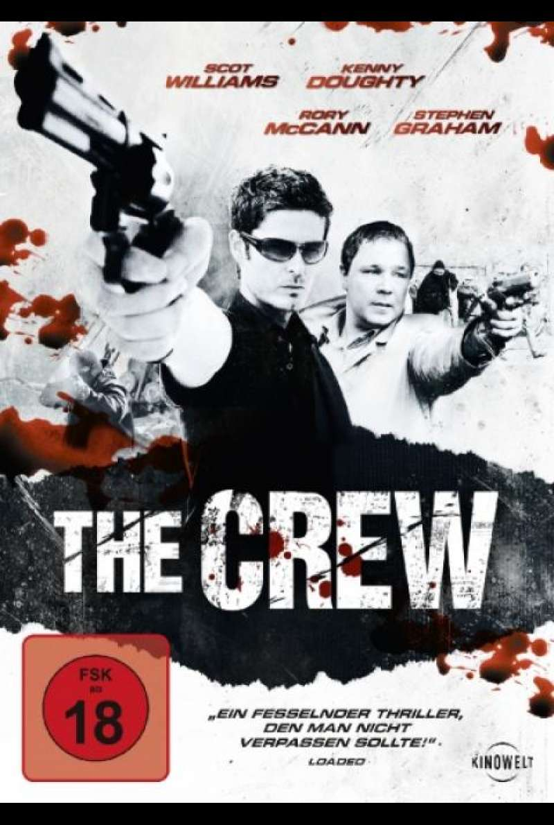 The Crew - DVD-Cover