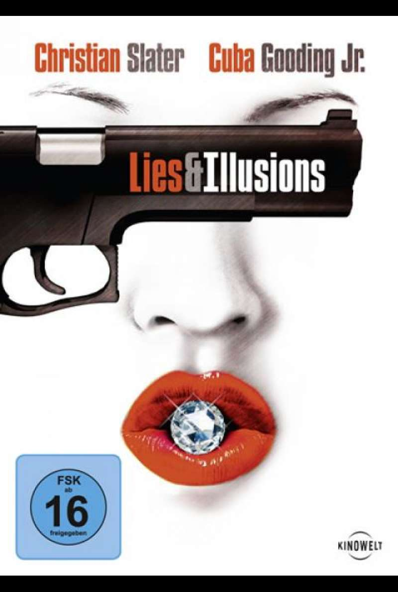Lies & Illusions - DVD-Cover