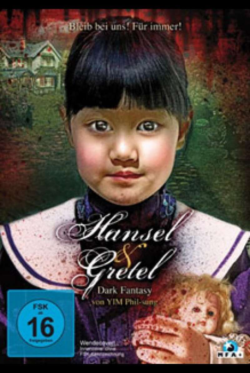 Hansel & Gretel - DVD-Cover