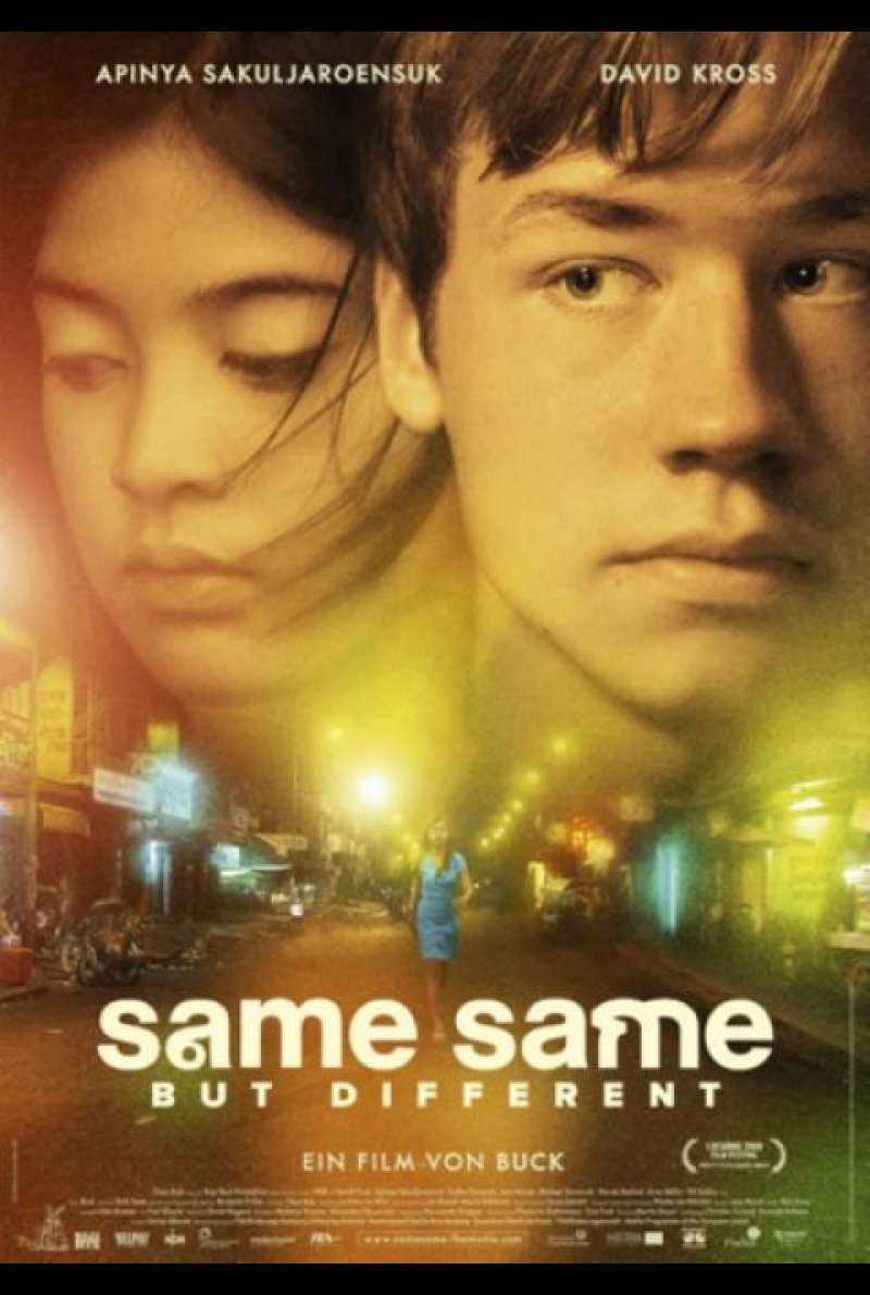 Same Same But Different - Filmplakat (2)