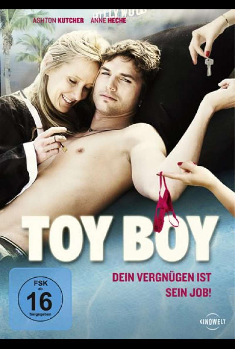 Toy Boy - DVD-Cover