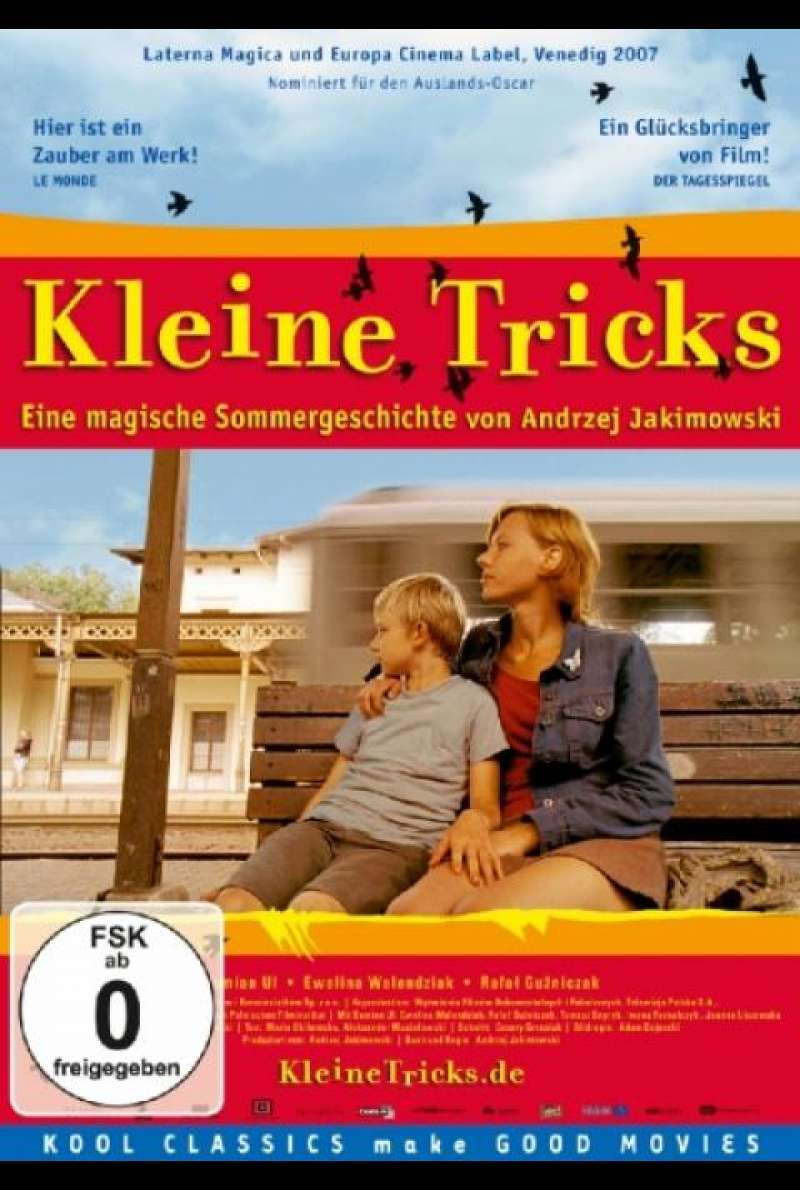 Kleine Tricks - DVD-Cover