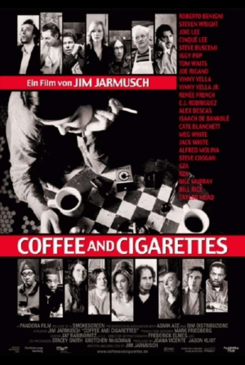 Coffee and Cigarettes - Filmplakat