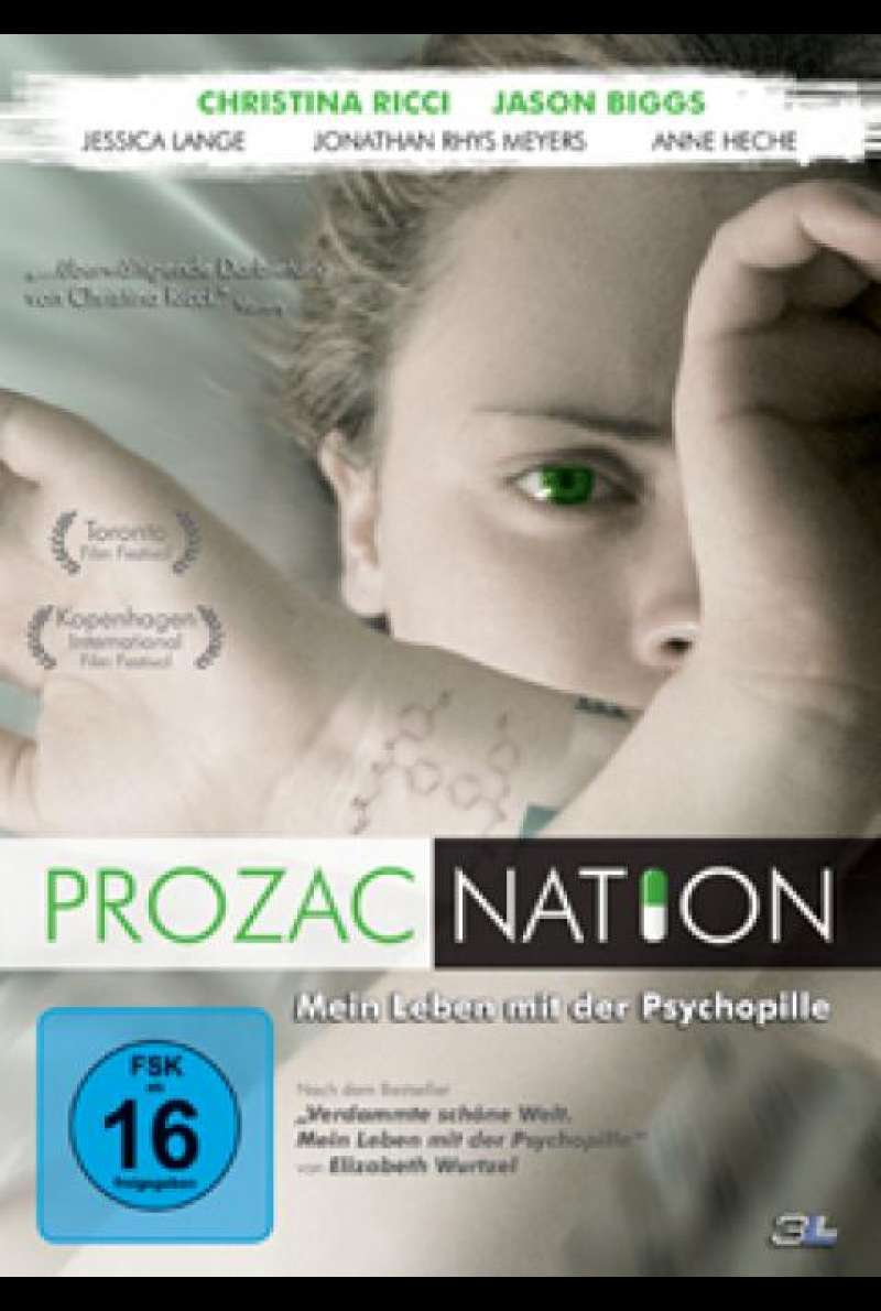 Prozac Nation - DVD-Cover