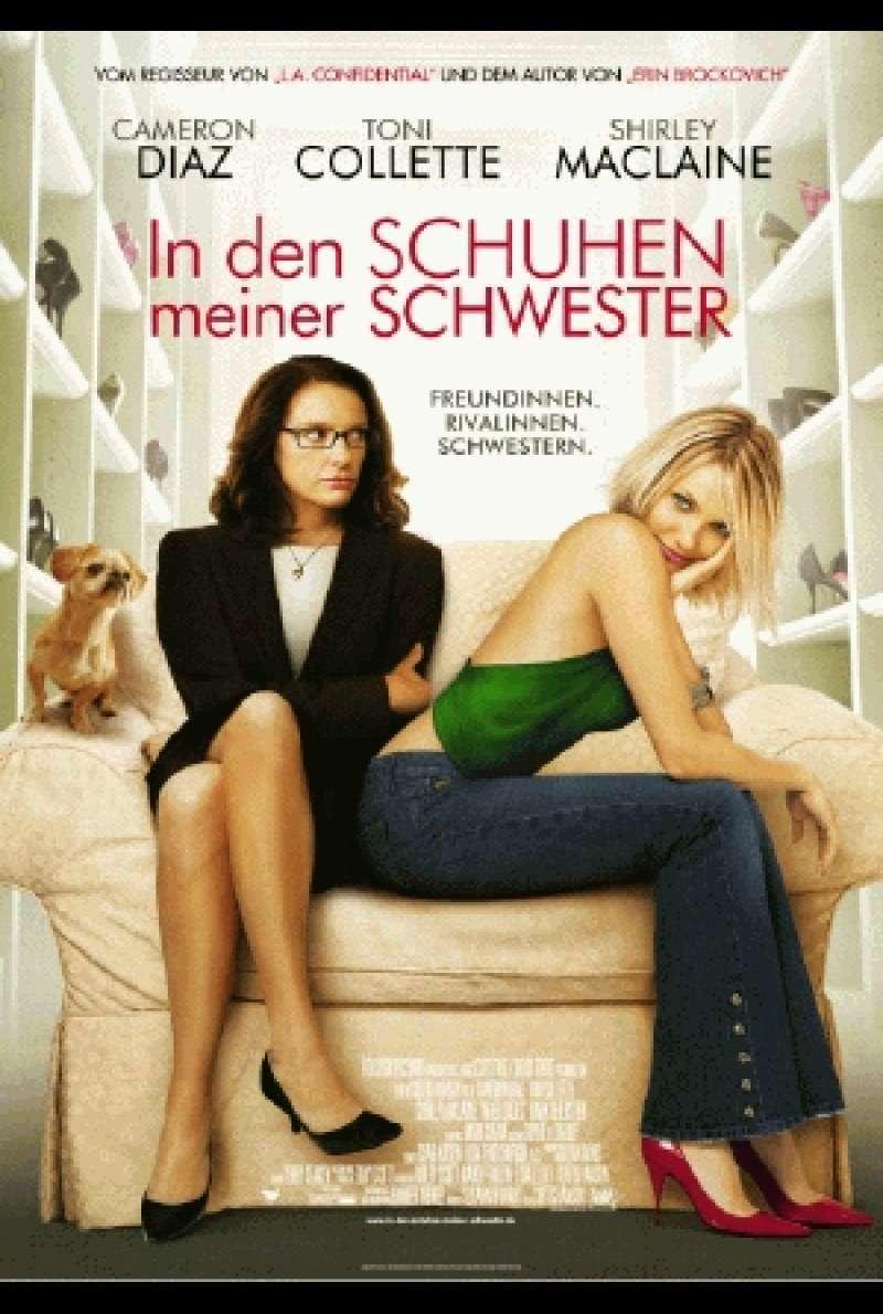 In Den Schuhen Meiner Schwester Film Trailer Kritik