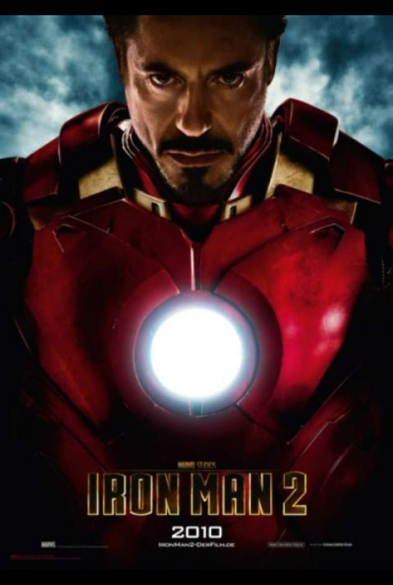 Iron Man 2 - Filmplakat