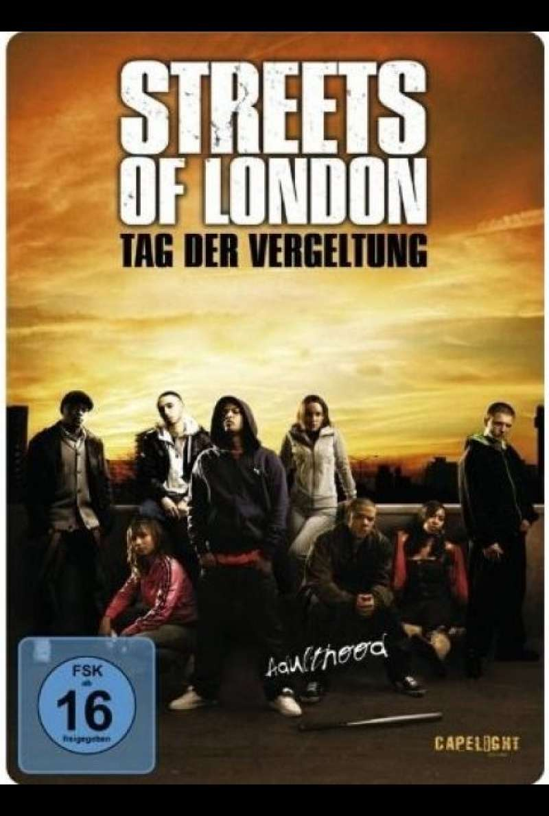 Streets of London - DVD-Cover