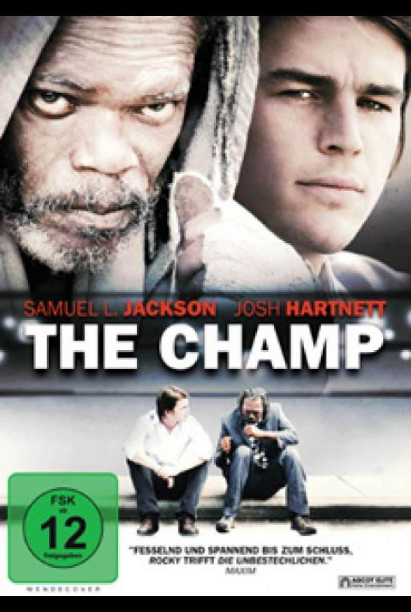 The Champ - DVD-Cover