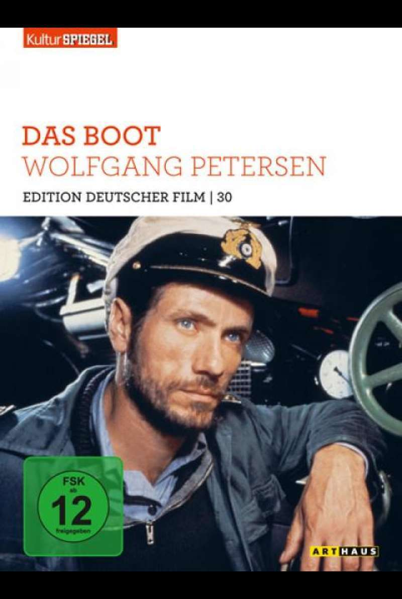 Das Boot - DVD-Cover (EDF)