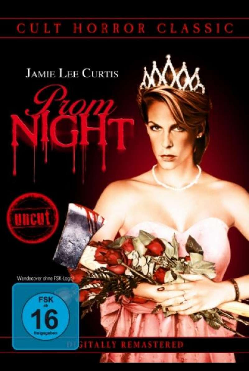Prom Night - DVD-Cover