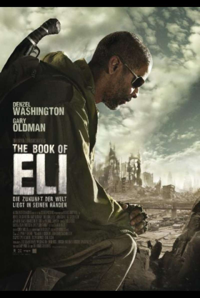 The Book of Eli - Filmplakat