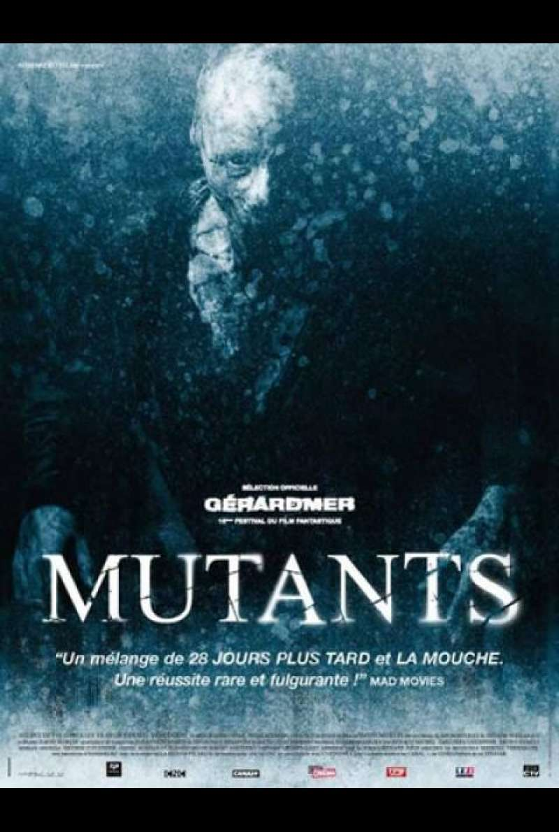 Mutants - DVD-Cover (2)
