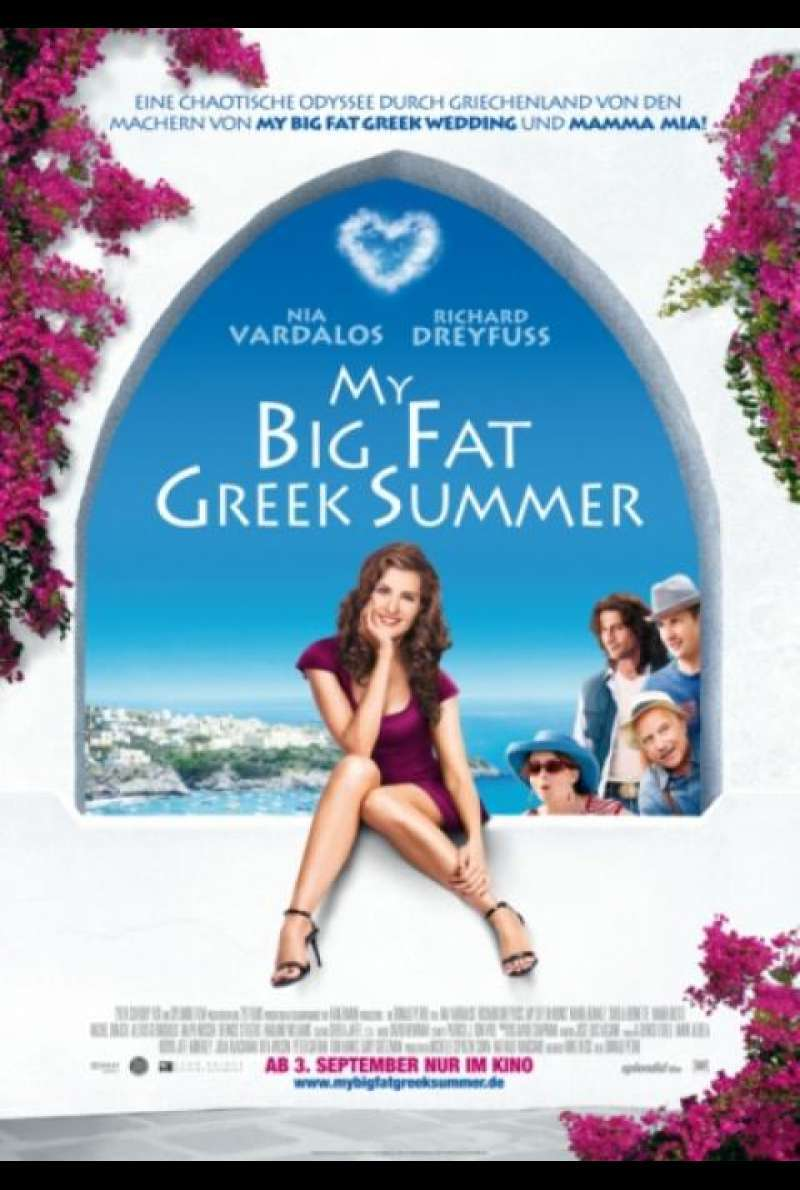 My Big Fat Greek Summer - Filmplakat (2)
