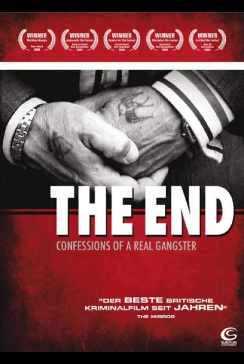 The End - DVD-Cover
