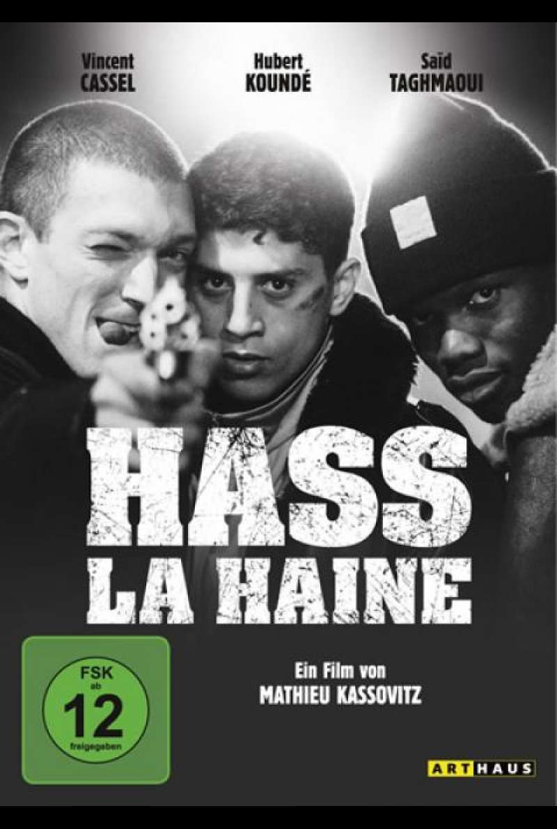 Hass - DVD-Cover