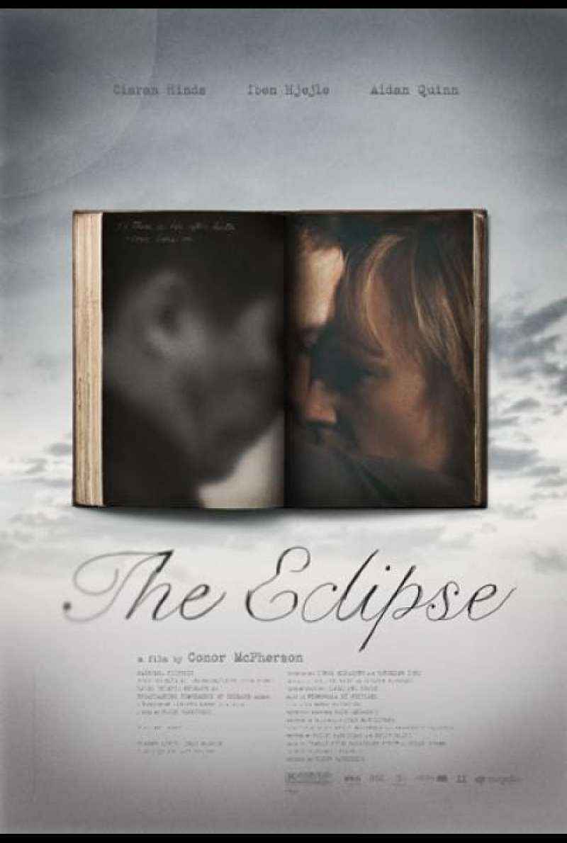 The Eclipse - Filmplakat (US)