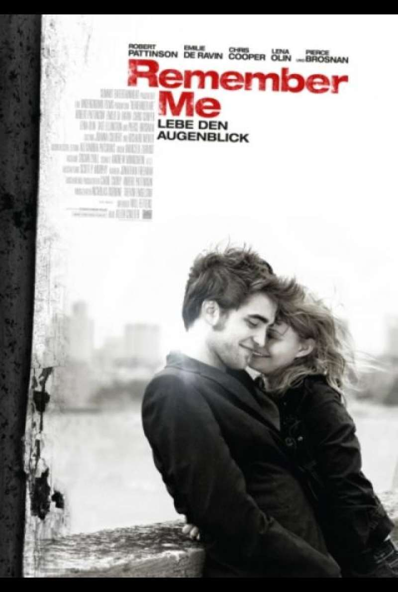 Remember Me - Filmplakat