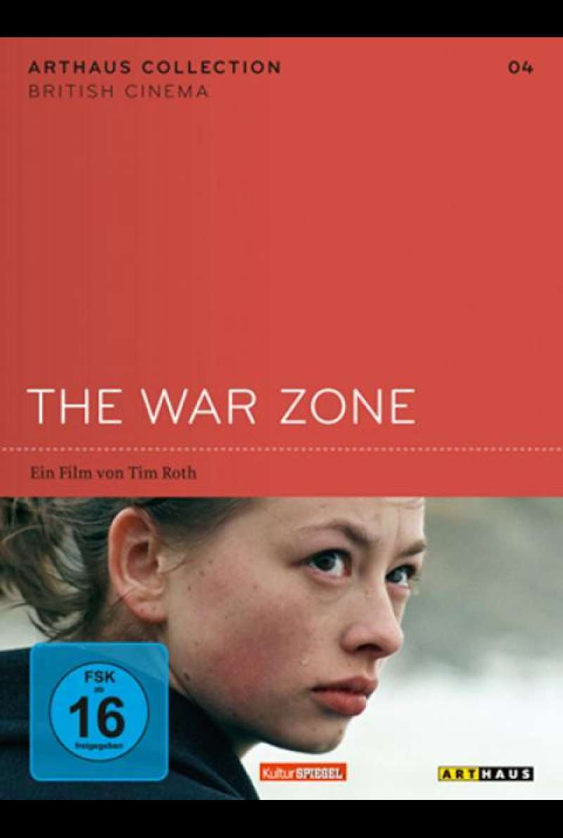 The War Zone - DVD-Cover