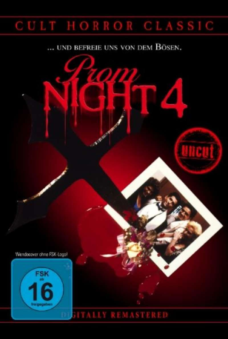 Prom Night 4 - DVD-Cover