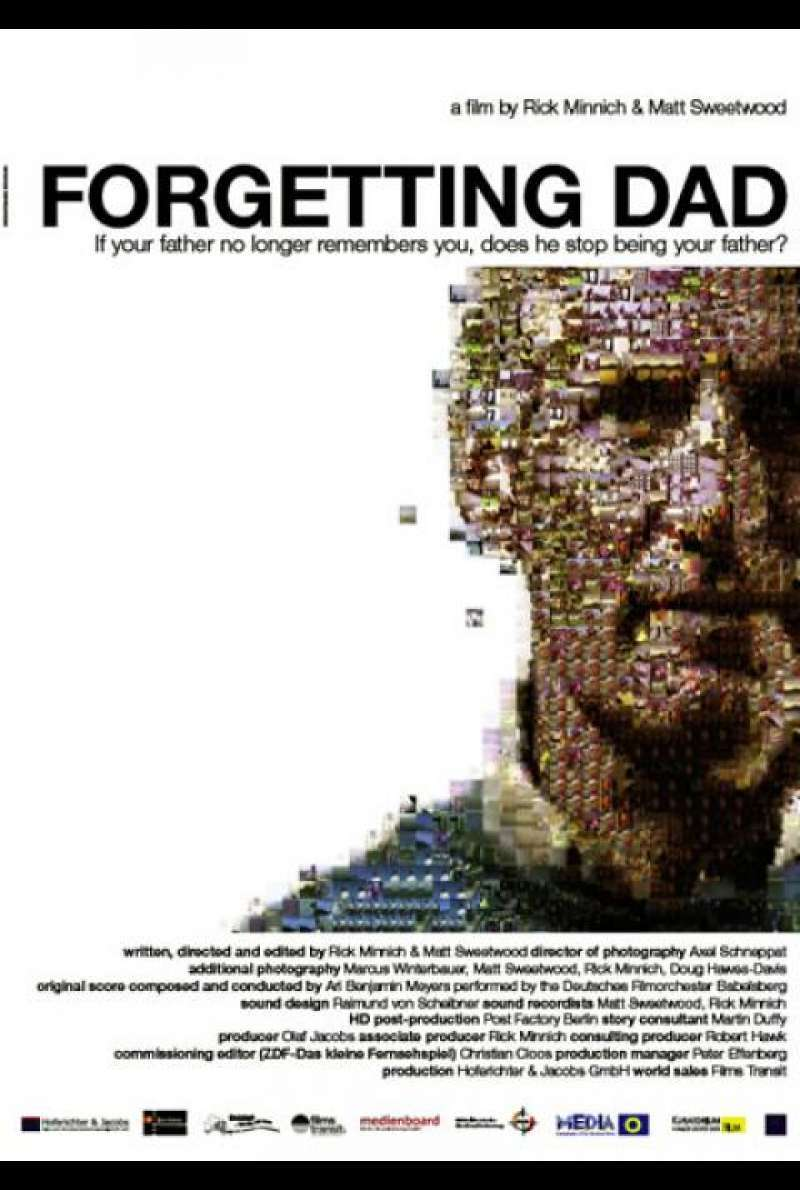 Forgetting Dad - Filmplakat (US)