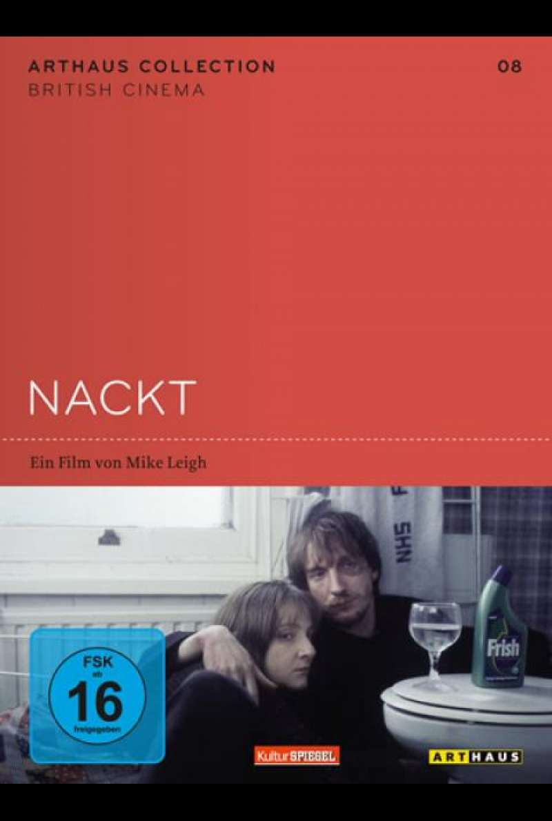 Nackt - DVD-Cover