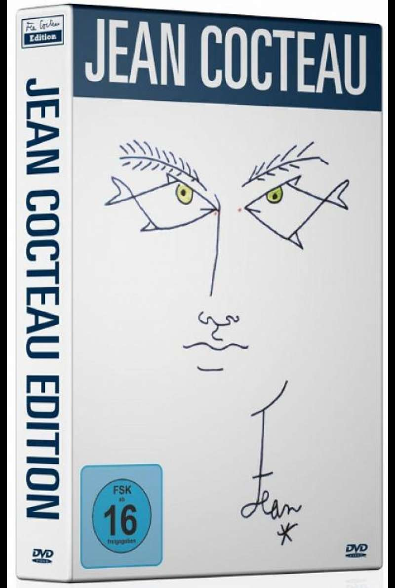 Jean Cocteau Edition - DVD-Cover