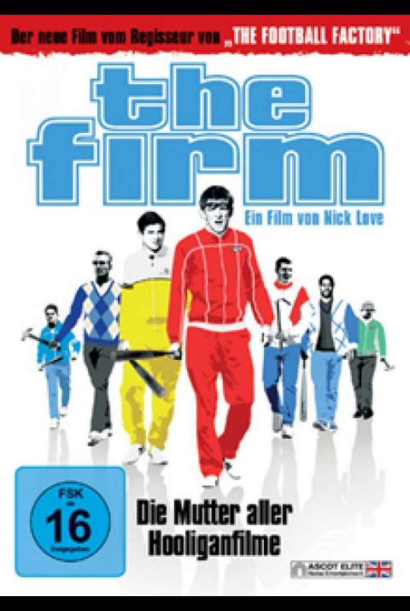 The Firm - DVD-Cover