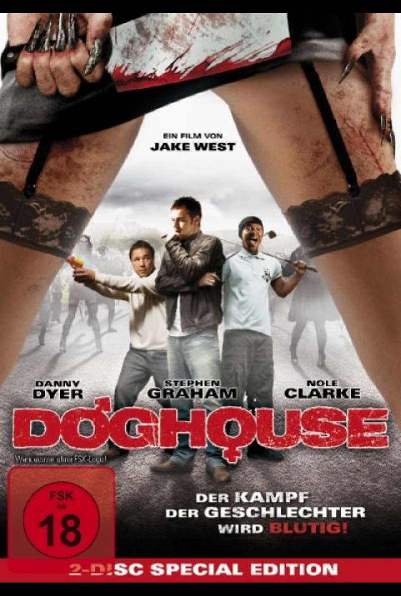 Doghouse - DVD-Cover