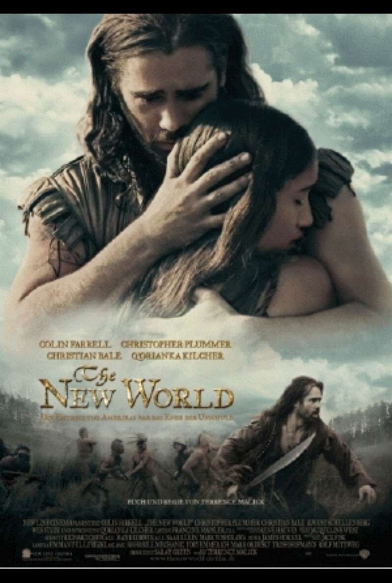 The New World: Filmplakat