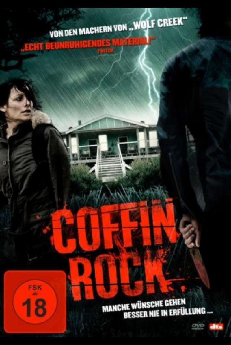 Coffin Rock - DVD-Cover