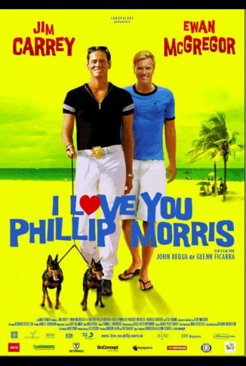 I Love You Phillip Morris - Filmplakat (2)