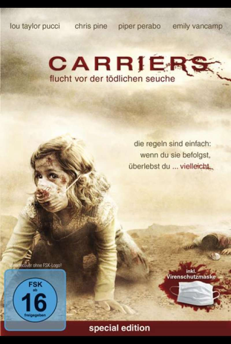 Carriers - DVD-Cover