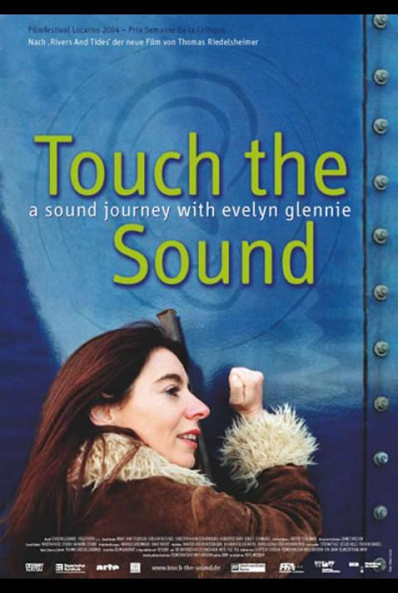 Touch the Sound - Filmplakat