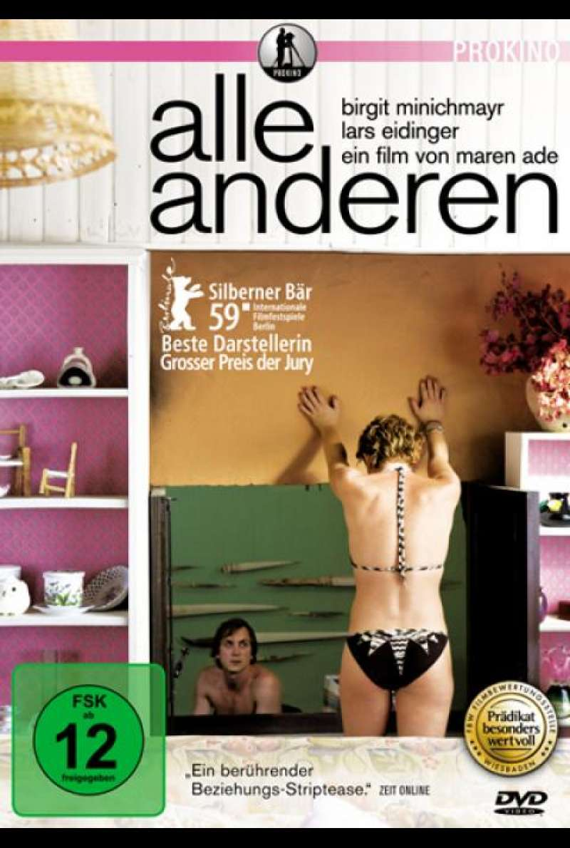 Alle Anderen - DVD-Cover